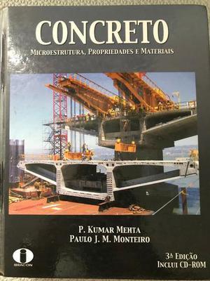 Concreto: Microestrutura, Propriedades e Materiais