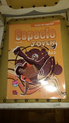 Curso de Espanhol Espacio Joven Nível A2.2