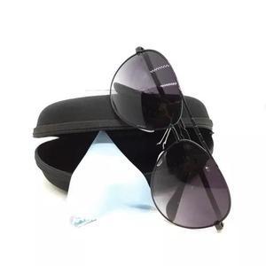 Kit Com 10 Óculos De Sol Com Estojo E Flanela Atacado