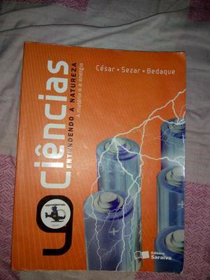 Livro Ciências Entendendo a Natureza 9° ano