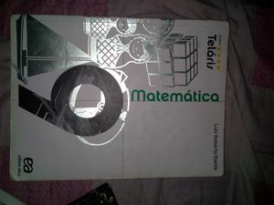 Livro Matemática Projeto Teláris 9° Ano