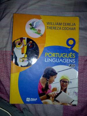 Livro Português Linguagens 9° ano