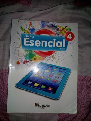 Livro de Espanhol Esencial