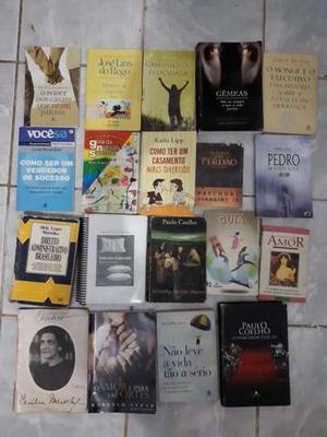 Livros Diversos! Vendo e Troco- NOVOS e seminovos. Aceito