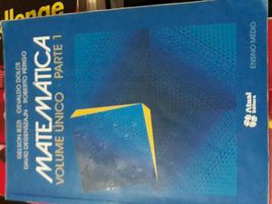 Livros de matemática do ensino médio
