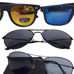 Oculos De Sol Preço De Atacado 10 Unidades Todos Com Uv-400