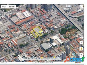 Terreno à venda na Moóca, 3.500 m² por R$18.500.000,00