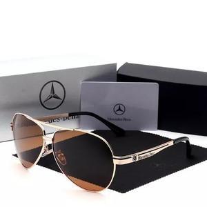 culos Masculino Mercedes- Benz Lentes Polarizadas Uv 400