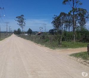 Terreno na estrada geral do Arroio Corrente - JaguarunaSC
