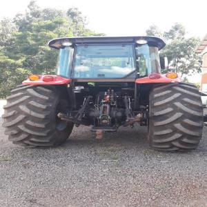 Trator Massey ferguson 299 4x4 ano 2008