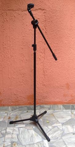 2 Pedestais de microfone rmv
