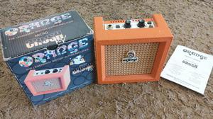 Amplificador de guitarra orange Micro Crush