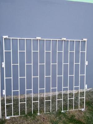 Grades de janela e porta