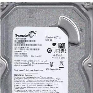 Hd Seagate Pipeline 500gb Sata Dvr Desktop