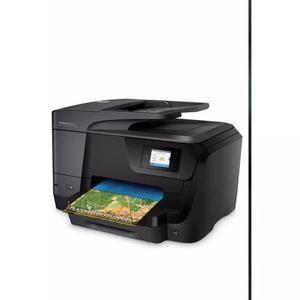 Impressora Multifuncional Hp Officejet Pro 8710 All-in-one
