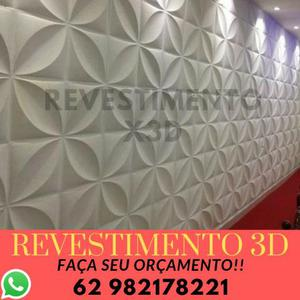 Revestimento 3D