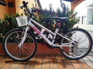 Bicicleta Caloi Ceci Aro 24 - Em Ótimo Estado