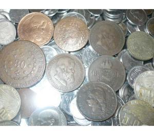 COMPRO MOEDAS ANTES DE  QUALQUER UMA PAGO R$300 KG
