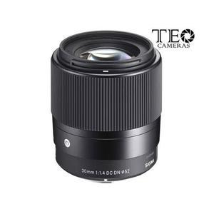 Sigma 30mm F/1.4 Dc Dn Cont