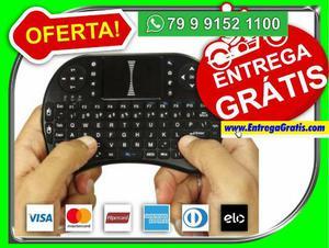 Exclusividade= Mini Teclado Mouse Touch SmartTv-Exclusivo