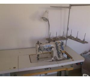 Maquina Galoneira Industrial Juki MF7723 Semi Nova