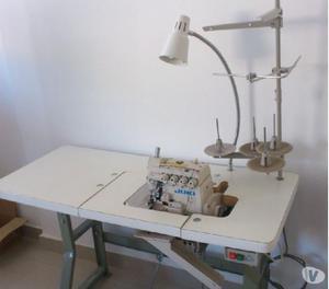 Maquina Overlock Industrial Juki Mo 6700 Semi Nova