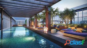 Apartamento com 2 dormitórios à venda, 130 m² por R$