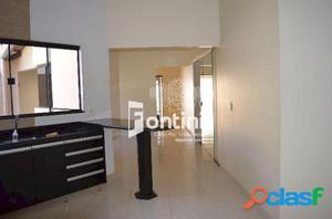 Casa a venda em Palmas, 150m², 3/4, R$ 360 mil