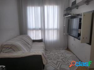 Excelente apartamento na Vila Ré, 2 dorms, 1 vaga coberta,