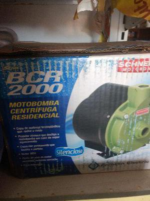Motobomba centrífuga residêncial