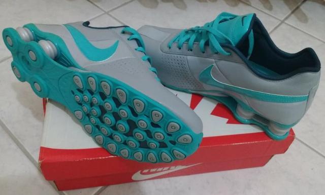 Nike Shox Original Tênis Na Caixa 39