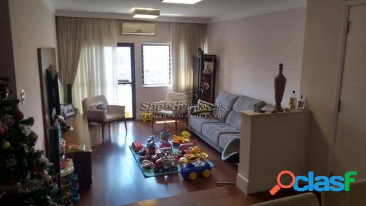 Apartamento á venda Gonzaga, Santos - 3 dormitórios