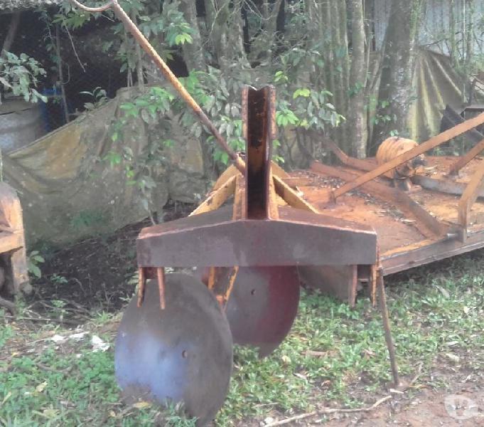 Arado Reversivel 2 discos