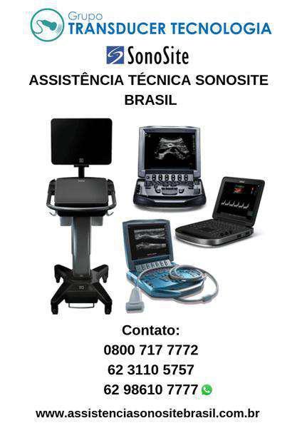 Assistencia Tecnica Sonosite Brasil