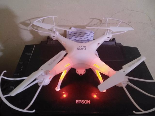 Drone Lird RC l15w hd Filma e tira foto em hd Novo