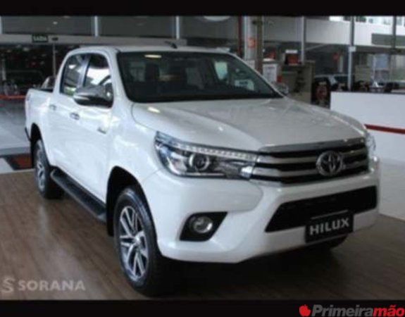 Toyota Hilux cd 4x v flex aut