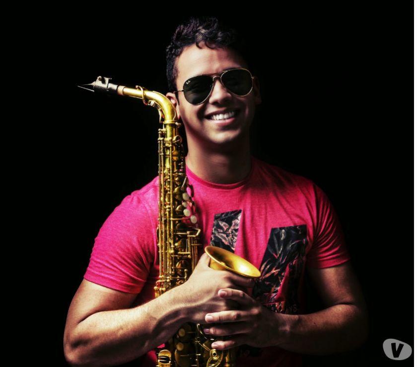 Aulas Particulares de Saxofone