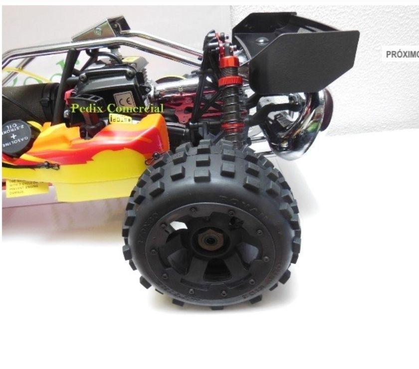BAJA 15 com motor 29cc a Gasolina
