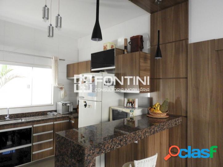 Casa à venda em Palmas. 156m². 3/4 (2suítes) R$470mil