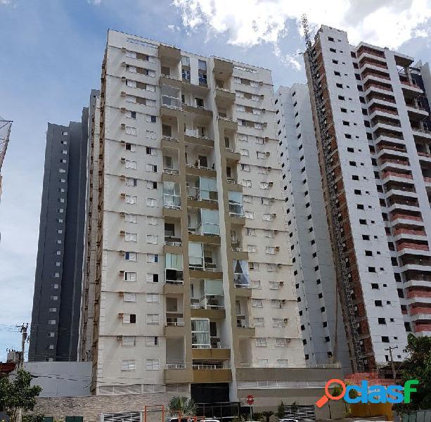 Edifício Residencial Reserva Flamboyant - Apartamento a