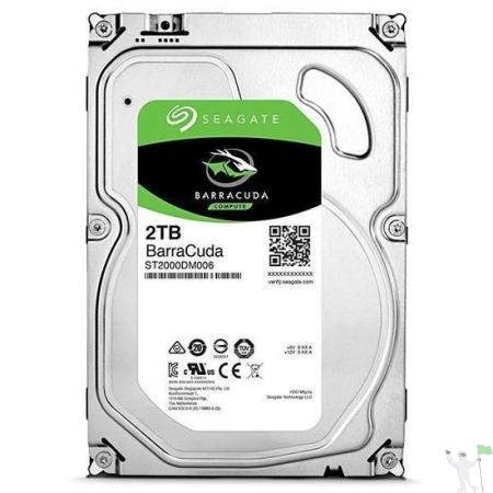 HD Interno Seagate Barracuda STDMTB 64MB Cache SATA