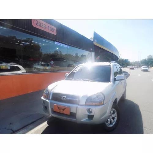 Hyundai Tucson 2.0 Gls 2wd 16v Flex 4p Automático