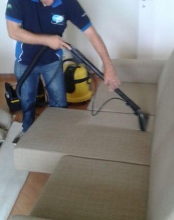 Limpeza, Lavagem e Higienização de Estofados (sofas)