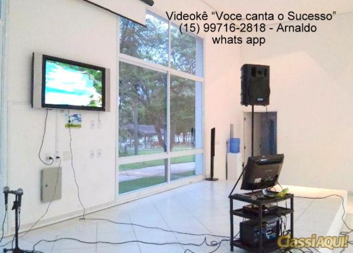 Locação de Videokê Raf
