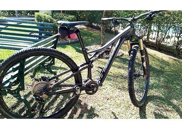 Specialized Camber Carbon