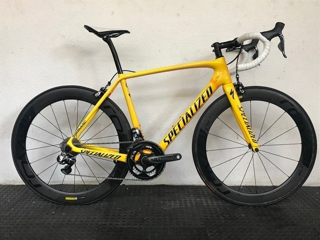 Specialized S-Works Tarmac New SL4 Torch Edition Di2