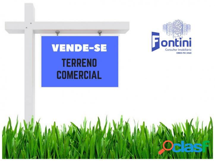 Terreno comercial a venda, 320m². Centro. R$ 199 mil