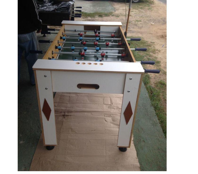 Totó mesa de pembolim a partir de R$700 a vista