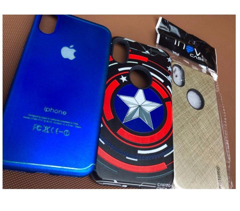 Vendo um Iphone X 256 GB Cor Branco (ÚNICO DONO)