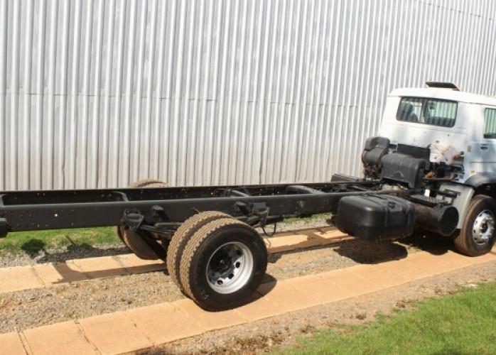 caminhão ford cargo  único dono lopac